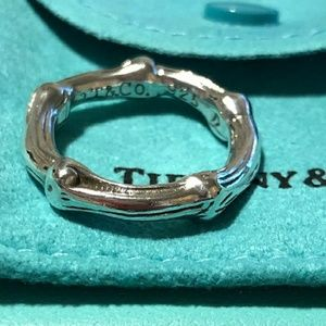 Tiffany & co. Bamboo 925 ring